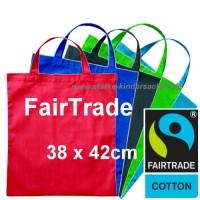 große Taschen aus FAIRTRADE-Baumwolle