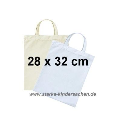 Baumwolltäschchen MITTEL ca.28x32cm