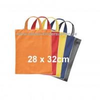 mittelgroße Baumwolltäschchen für Kinder, kleinere Stofftaschen
