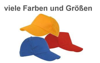 einfarbige_bunte_caps