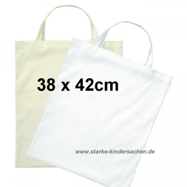 Baumwolltasche GROSS 38x42cm
